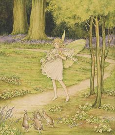 Ida Outhwaite ~ Fairyland Path