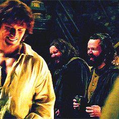 "Proud of his godson..... Jamie & Murtagh [3/5] """