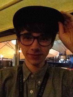 Nerdy cute