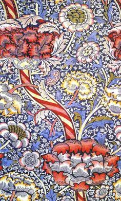 Art Nouveau Print: WILLIAM MORRIS
