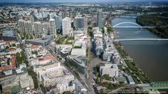 Ako sa zmení centrum Bratislavy? Pozrite si celú prezentáciu koncepcie Spojenej Bratislavy - Spojená Bratislava | Magazín JTRE