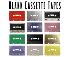 These Audio Cassette Tapes are a very clean normal bias tape. They are high-output, low-noise tapes suitable for voice or music. Recording recommendations: High speed voice or music duplication, mastering voice programs, general purpose use. Creative Writing, Creative Journal, Audio Studio, The Moon Is Beautiful, Recording Equipment, Back In My Day, My Christmas List, Tape Recorder, The Dj