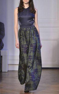 Martin Grant Fall/Winter 2015 Trunkshow Look 17 on Moda Operandi