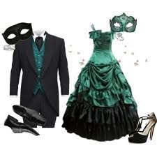 Slytherin Masquerade,couple -- because HP never leaves my mind