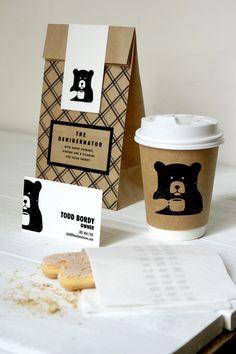 Black Bear Brews on Behance