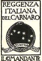 Reggenza Italiana del Carnaro - Gabriele D'Annunzio #storia #personaggi