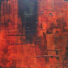 "Saatchi Art Artist: Paul Van Rij; Oil 2014 Painting ""Factory 6"""