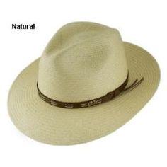 2393f8e759aee Bailey Cutler Panama Straw Fedora Hat Straw Fedora