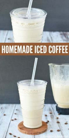 Coffee lovers will enjoy this easy Homemade iced coffee recipe. Cold coffee reci… Coffee lovers will enjoy this easy Homemade iced coffee recipe. Cold coffee recipe is easy to make at home. Iced coffee recipe is creamy and tasty! Homemade Iced Coffee, Iced Coffee At Home, Iced Coffee Drinks, Coffee Tasting, Coffee Cup, Coffee Beans, Morning Coffee, Coffee Shops, Coffee Blog