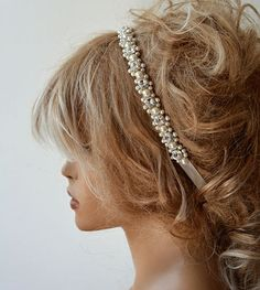 Hey, I found this really awesome Etsy listing at https://www.etsy.com/listing/200950001/wedding-headbands-wedding-hair-accessory