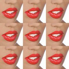 It Girl Factor!  Lips Poppin 💄👄💋www.takiemoto.com