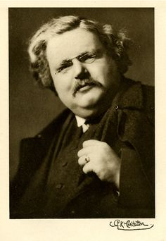 G. K. Chesterton, whose cause for canonization has been introduced and begun: http://www.zenit.org/en/articles/gk-chesterton-s-cause-for-sainthood-investigation-gets-underway