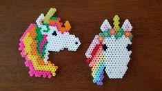 Perler Bead Unicorns