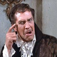 Vincent Price in The Pit and the Pendulum