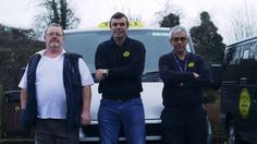 Tony's Cabs Ltd - Minibus Hire