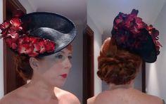 Carolina Fernández  #millinery #hats #HatAcademy
