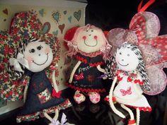 Bonecas Amiguinhas