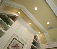 1. Beautiful Moulded Millwork