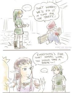 Zelda Personal Blog zeldacw-love