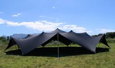 Freeform Stretch Tents & Canopies. Quickly transform a dead zone in your hotel or restaurant into an atmospheric entertainment space.