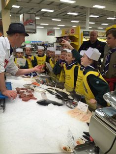 Cubs have had a great night thanks to @Tesco #FarmToFork
