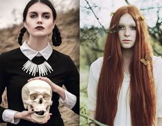 """Up on journal today """"Halloween Hair and Beauty Ideas"""" Even though its Halloween we kept the beauty ideas pretty and easy. Enjoy!  Happy Halloween everyone.  Check out our journal to see more!  http://ilesformula.com/halloween-hair-and-beauty-ideas/"""