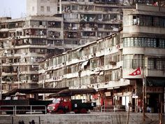 Incredible photos show how different Hong Kong was in 1972