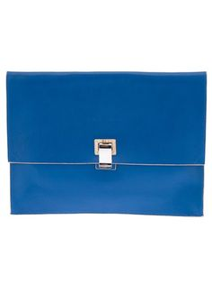 e207291bac5d6a PROENZA SCHOULER - Lunch Bag clutch 1 Cute Purses, Blue Shoes, Proenza  Schouler,