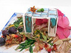 La isla de papel. Taller de creatividad en Menorca