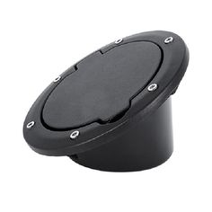 Black Powder Coated Steel Gas Fuel Tank Cap Cover for Jeep Wrangler JK JKU Unlimited Rubicon Sahara Accessories Parts 2007- 2017
