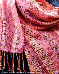 A FiberArtisan's Weaving Path