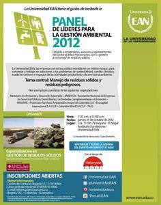 I Panel de Líderes para la Gestión Ambiental 2012.