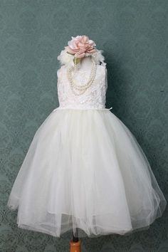 tutu comunion dress for girls | First Communion Dress