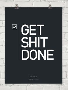 Aaron Levie: Get shit DONE  #startups #entrepreneurs #motivation #inspiration #justdoit