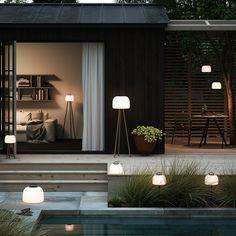 Vår nya serie från Nordlux går i stil med minimalism och enkelhet som vi verkligen gillar!  Med hjälp av bra fotstöd kan man välja att ha lampan hängandes eller på en lampfot, serien funkar lika bra inne som ute!😍 Aalborg, Luminaire Design, Design Studio, Lampshades, Pendant Lamp, Kettle, Home Projects, Minimalism, Interior Decorating