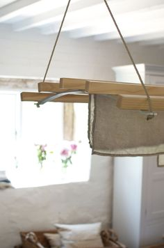 The laundry maid from deVOL's home accessories range is handmade in Leicestershire.