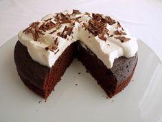 :pastry studio: Chocolate Rum Cake