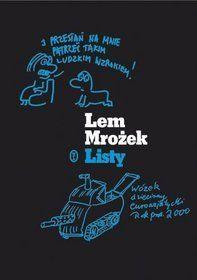 Listy 1956-1978 Stanisław Lem, Sławomir Mrożek