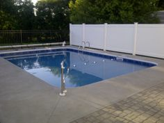 Pool Equipment Privacy Fence
