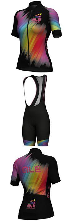 Team Cycling Jersey 2017 Cycling Jersey Set MTB Ropa Ciclismo Breathable Pro Cycling Shirts Bicycle Tops Maillot Women #cyclingshirt #cyclebenefits