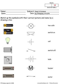 symbols for circuit components  1