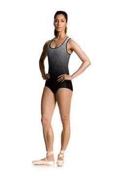 Robyn Hendricks in a Keto Dancewear leotard
