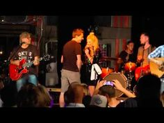 "Lauren Alaina sings her new song ""Next Boyfriend"" at the #2015CMAFest (June 2015)"