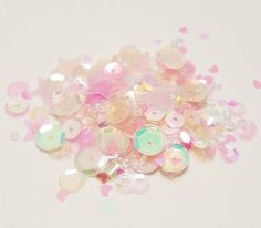 Hey, I found this really awesome Etsy listing at https://www.etsy.com/listing/489367940/sequin-mix-shaker-mix-pink-passion