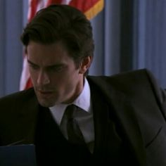 "Actor Matt Booomer from the United States in U.S. TV drama ""White Collar"" See the whole set and edited video at http://suitfetish-screencaps.blogspot.com"