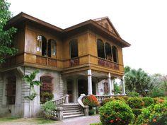 ... Filipino Architecture, Philippine Architecture, Dream House Plans, My Dream Home, Filipino House, Philippine Houses, Philippines Culture, French Colonial, Spanish House