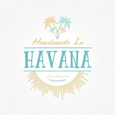 This unique tropical logo design would make great branding for any business that…