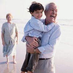 El arte de ser abuelos, de Franco Voli.