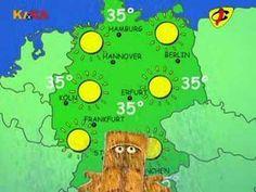 das Wetter -pogoda