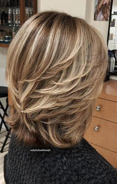 Short Layered Hairstyles From year to year, a short hairstyle is traditionally topped by the lists of the most popular female haircuts. In the 2019 se., Hairstyle Ideas short hairstyles 40 Cute and Easy-To-Style Short Layered Hairstyles - Hairst Short Spiky Hairstyles, Short Layered Haircuts, Feathered Hairstyles, Hairstyles Men, Latest Hairstyles, Modern Hairstyles, Celebrity Hairstyles, Hairstyles For Medium Length Hair With Layers, Feathered Hair Cut